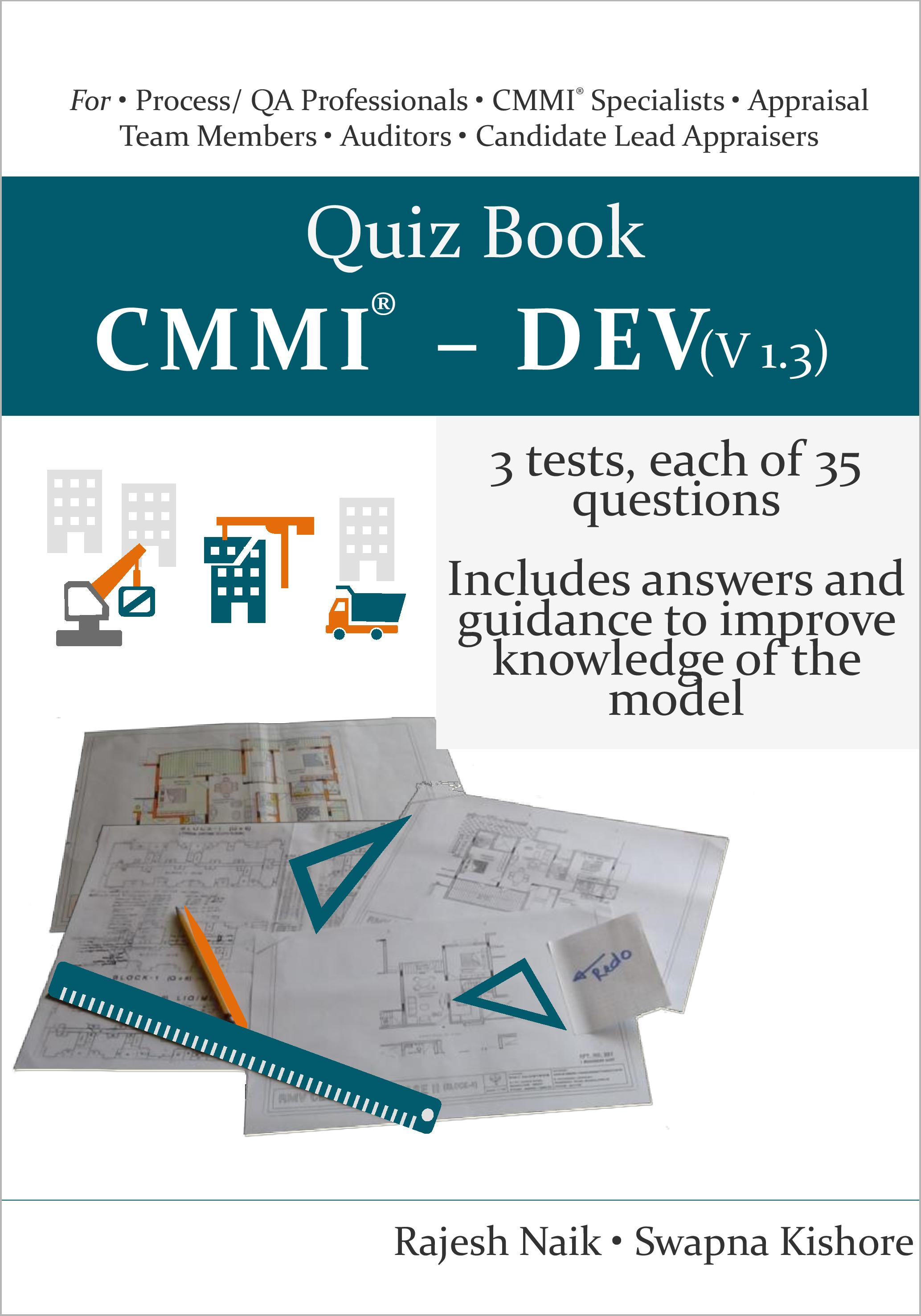 Image forQuiz Book on CMMI – DEV